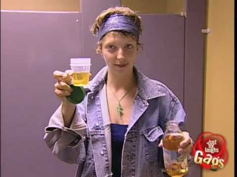 Gargling Urine Prank