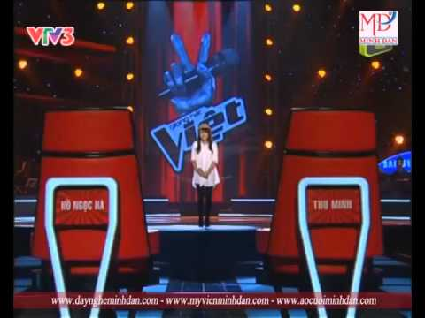 [Tập 3 - Vòng giấu mặt][The Voice - Giọng hát việt] Thái Trinh: Give me a reason