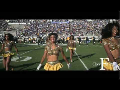 Southern University Fabulous Dancing Dolls (2012) BoomBox Classic Halftime Feature! | @TheeFClub