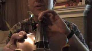 Violin Lesson #5; The Hold, Finger Placement pt. 2