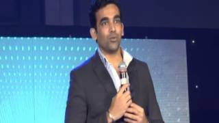 Zaheer Khan Launches Pro Sport Centre - THECINECURRY