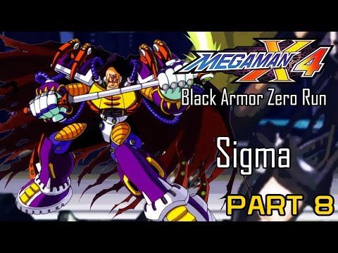 Mega Man X4 - Black Armor Zero Part 08: Finale | Too Much Gaming