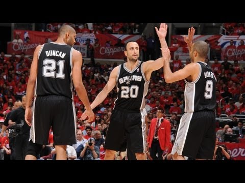 NBA Playoffs Mini-Movie - Week #3