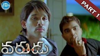 Varudu Full Movie Part 1 || Allu Arjun, Bhanusri Mehra, Arya || Mani Sharma - IDREAMMOVIES