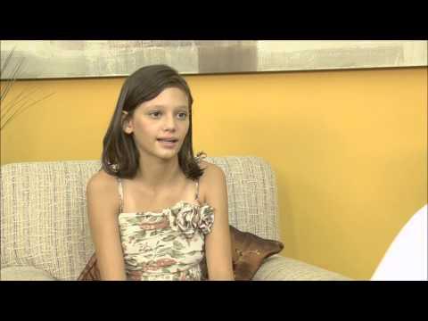 Testemunho Infantil de Ester de 11 anos que foi arrebatada ao céu e inferno