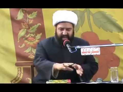 Alama Aagha Intezar Jafri at Talagang on 17th Rabi ul Awal Part 5