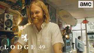 'Dud's Big Surprise' Talked About Scene Ep. 107 | Lodge 49 - AMC