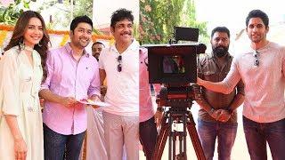 Manmadhudu 2 Movie Launch | Nagarjuna | Rakul Preet | Rahul Ravindran | Indiaglitz Telugu - IGTELUGU