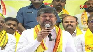 ప్రజలు కోరితేనే మహాకూటమి ఏర్పాటైంది  | TTDP President L Ramana about Mahakutami | CVR News - CVRNEWSOFFICIAL