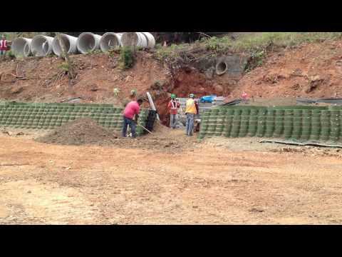 Panaweb GeoCeldas - Cerro Azul Parte 2