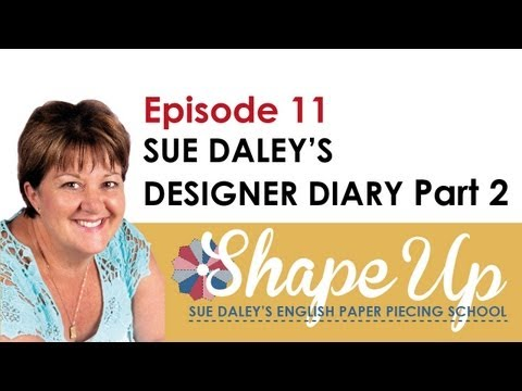 Ep 11 Part 2 Sue Daley