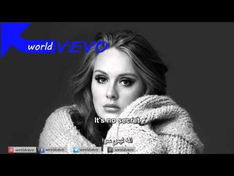 Adele - Hello ترجمة اغنية اديل الجديدة - عرب توداي
