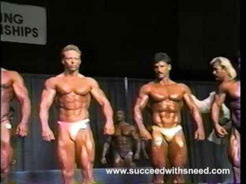 1986 NPC USA Bodybuilding Championship Part 1