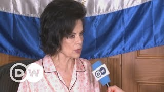 "Bianca Jagger: Daniel Ortega is leading ""a brutal, murderous government"" in Nicaragua 