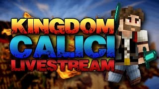 Thumbnail van NAAR PLATOS EN AANGEVALLEN DOOR EMPIRE! - Minecraft: The Kingdom Calici (Livestream)