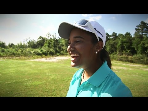 The First Tee: Cameryn Smith