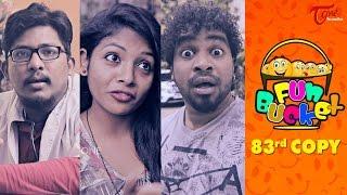 Fun Bucket | 83rd Copy | Funny Videos | by Harsha Annavarapu | #TeluguComedyWebSeries - TELUGUONE