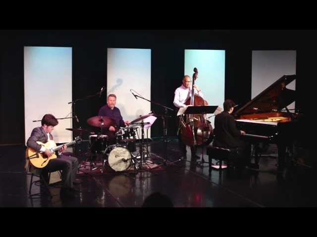 "Graham Dechter Quartet Live ""Come Rain Or Come Shine"""