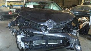 Восстановление Печального Авто-серия 1