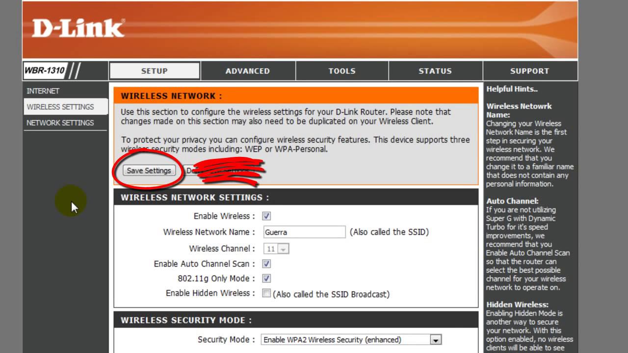 d-link wbr-1310 driver download