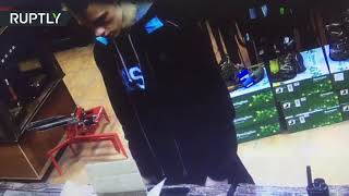 CCTV: Kerch attack suspect buying bullets days before tragedy (EXCLUSIVE) - RUSSIATODAY