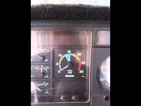 Ligando o Scania 113