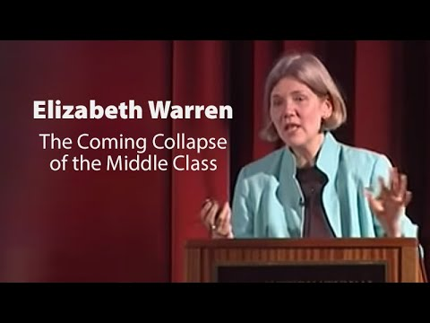The Coming Collapse of the Middle Class with Elizabeth Warren