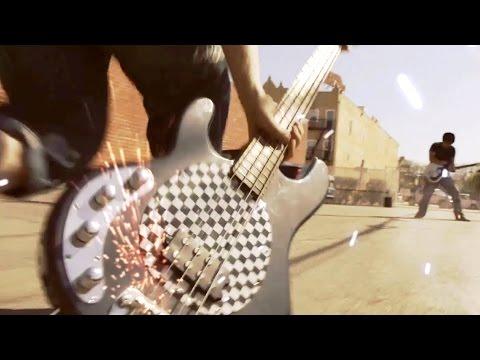 Guitar warfare