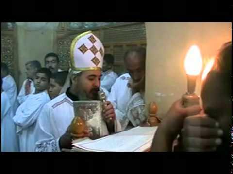 Holy Liturgy of Saturday 13-11-2010 St. George Church ((Part I))