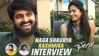 Naga Shaurya and Rashmika Special Fun Interview About Chalo | TFPC - TFPC