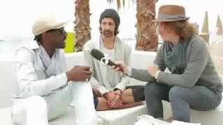 Interview YOGALAB: Marco Prince et Mika de Brito à loccasion du Festival de Cannes 2012