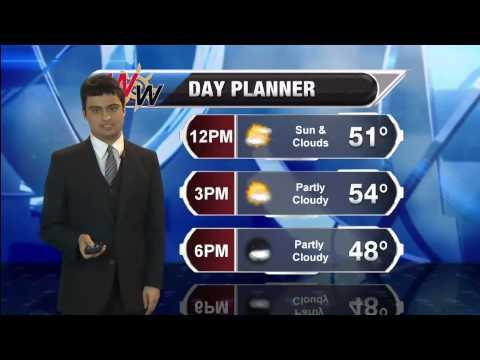 Sunday November 23, 2014 AM Forecast