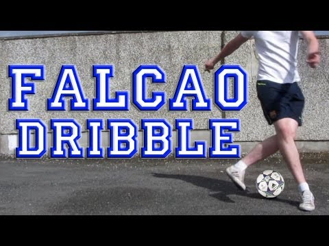 Falcao Dribble (Tutorial) :: Football / Soccer Dribble