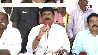 Minister Ganta Srinivasa rao addressess Andhra University employees Issues | CVR News - CVRNEWSOFFICIAL