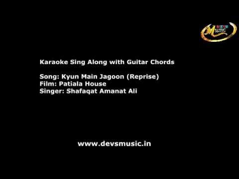 Kyun Main Jaagoon Reprise Karaoke Patiala House www.devsmusic.in Devs Music Academy