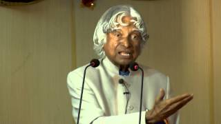 Inspirational Speech of Dr. A. P. J. Abdul Kalam
