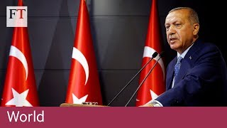 Turkey's Erdogan claims victory in presidential election - FINANCIALTIMESVIDEOS
