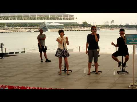 Macapella in Singapore