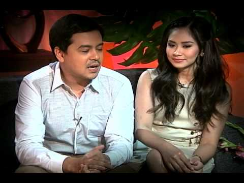 John Lloyd Cruz and Sarah Geronimo sa Showbiz Inside Report