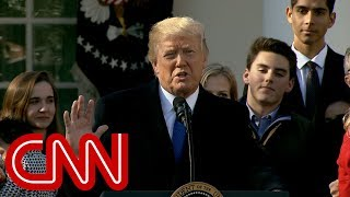 Trump touts anti-abortion policies in March for Life speech - CNN