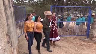 Coleaderos en Cieneguitas de Fernández (Jerez, Zacatecas)