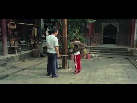 "Tráiler de ""The Karate Kid"""