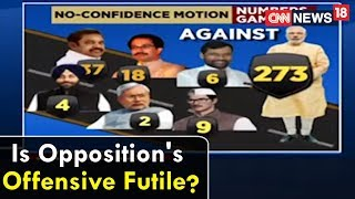 Is Opposition's Offensive Futile?   Epicentre   CNN News18 - IBNLIVE