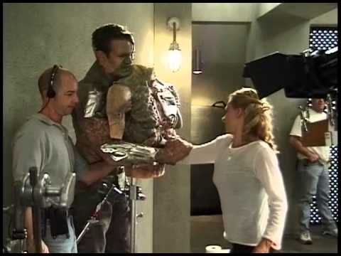 BUFFY-Primeval and Restless-from the personal home movies of stunt coordinator Jeff Pruitt