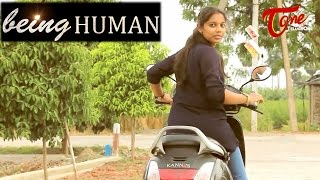 Being Human   Latest Telugu Short Film 2016   by Bhanu Teja - TELUGUONE