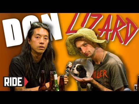 Lizard King &amp; Don &quot;Nuge&quot; Nguyen Survive Skinheads, El Toro, Witches &amp; Drugs! Weekend Buzz ep. 17