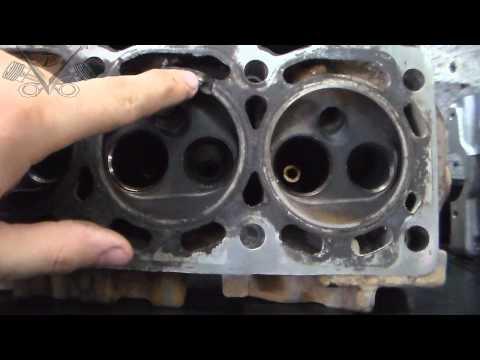 Oficina Mecânica - 17-03-2014 - Cabeçote do VW Gol G4 1.0 8v. Flex EA111 2008