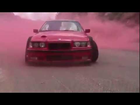 تشحيط خليلي BMW E36 لصاحب السياره محمد القيسي