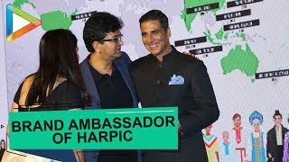 Akshay Kumar talks about 'Universal access to sanitation' as a brand ambassador of Harpic | Part 2 - HUNGAMA