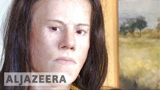 🇬🇷 Greek scientists reconstruct the face of ancient women - ALJAZEERAENGLISH